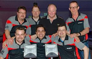Herrenteam 6 Platz 2 in der Landesliga